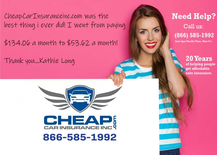 Cheapest Car Insurance in Denver, CO - Rates as Low as $33/mo!