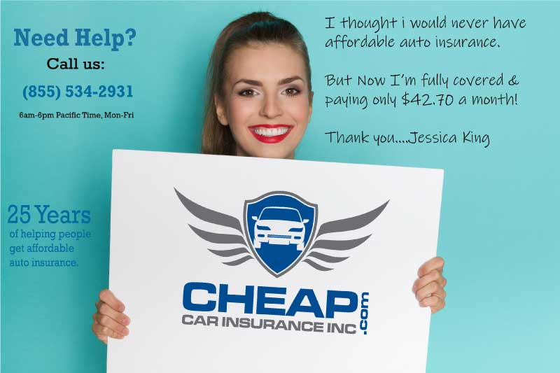 Cheap Auto Insurance >> Cheapest Car Insurance Fresno Ca Save 70 Multiple Discounts